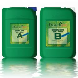 Tierra A y B Grow 20lt Dutch Pro (Agua Blanda) Dutch Pro DUTCH PRO