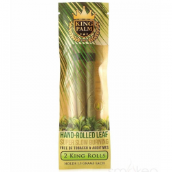 Papel King Palm Cones - 2 King rolls  Blunts