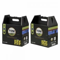 Pack fertilizante progresivo 1l fase 1-12 (11 botellas) T-One T-ONE T-ONE