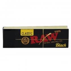 Boquilla RAW Black (1ud) RAW BOQUILLAS Y FILTROS