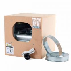 Caja Isobox HDF 750  EXTRACTOR CON CAJA