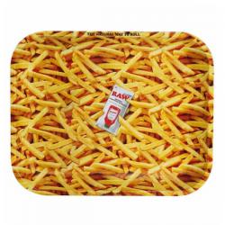 Bandeja RAW metal French Fries mediana RAW BANDEJAS