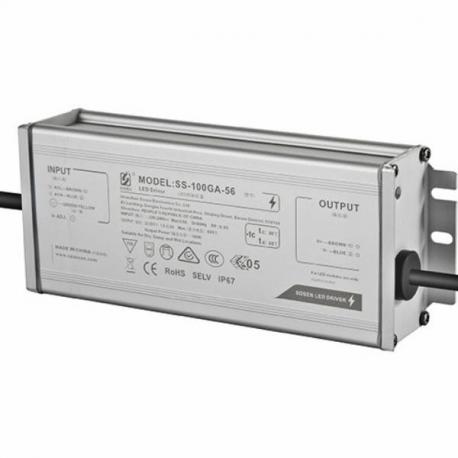 Driver ss-100ga-56 100W dimmable Sosen Citizen LED Citizen