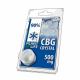 Crystal 90% CBG en polvo 500mg Plant Of Life  Cristales de CBD