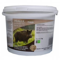 Jabalex 2kg  Depredadores