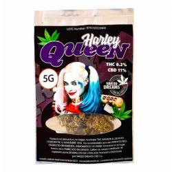 Flores CBD Harley Queen GreenHouse 5gr Sweed Dreams  Flores CBD