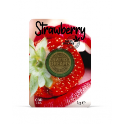Incienso Moneda Hash Strawberry CBD 1gr Terpescience Incienso CBD