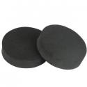 Disco de neopreno 7,5cm negro