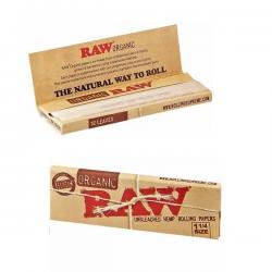 Papel RAW 1/4 Organic (1ud) RAW PAPEL 1/4