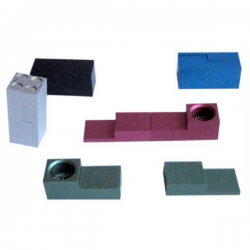 Pipa Magnetica Metalica (Colores)  PIPAS