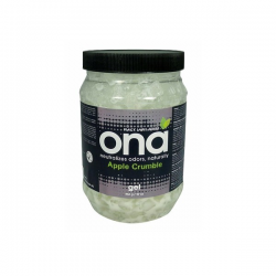 Gel Apple Crumble 856gr Ona  ONA AMBIENTADORES ONA